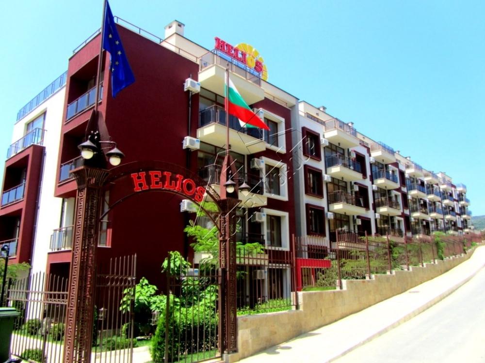 Предложение 4 - Едностаен апартамент, Област Бургас, гр. Свети Влас