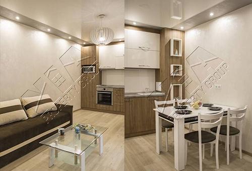 Едностаен апартамент с гараж в  Бургас Лазур